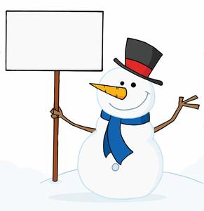 Holiday clip art panda. Snowman clipart