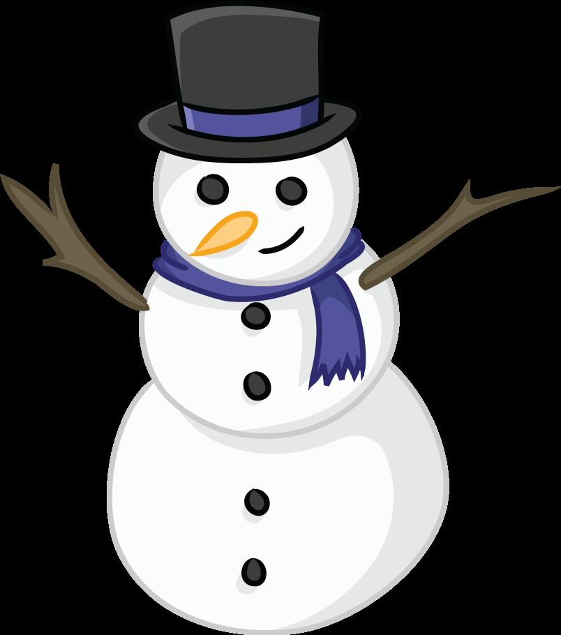 This cute clip art. Snowman clipart