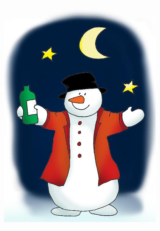 Drinking Snowman Stock Illustrations – 97 Drinking Snowman Stock  Illustrations, Vectors & Clipart - Dreamstime