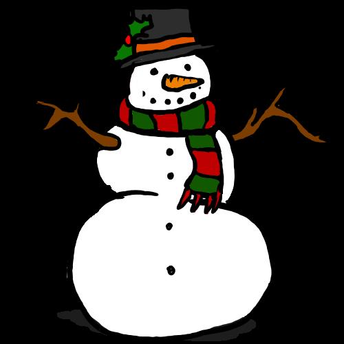 Cartoon Kids Building A Snowman. Vector Clip Art Illustration.. Royalty  Free Cliparts, Vectors, And Stock Illustration. Image 45852528.