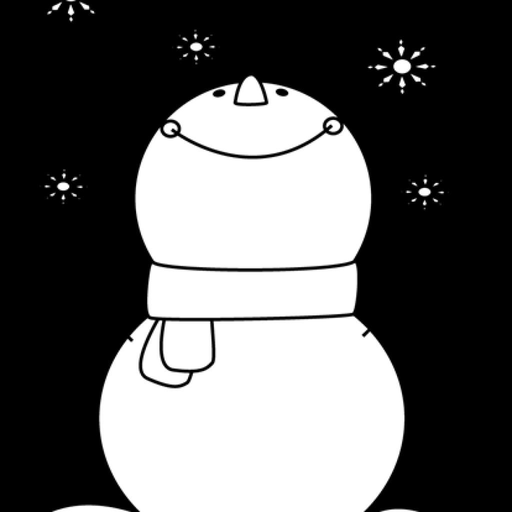 snowman clipart summer