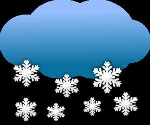 Snow clouds clip art. Blizzard clipart snowclip