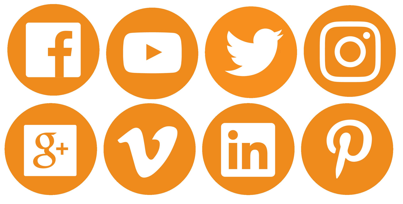 Icons transparent images vivalogosocialmediaicons. Social media icon png