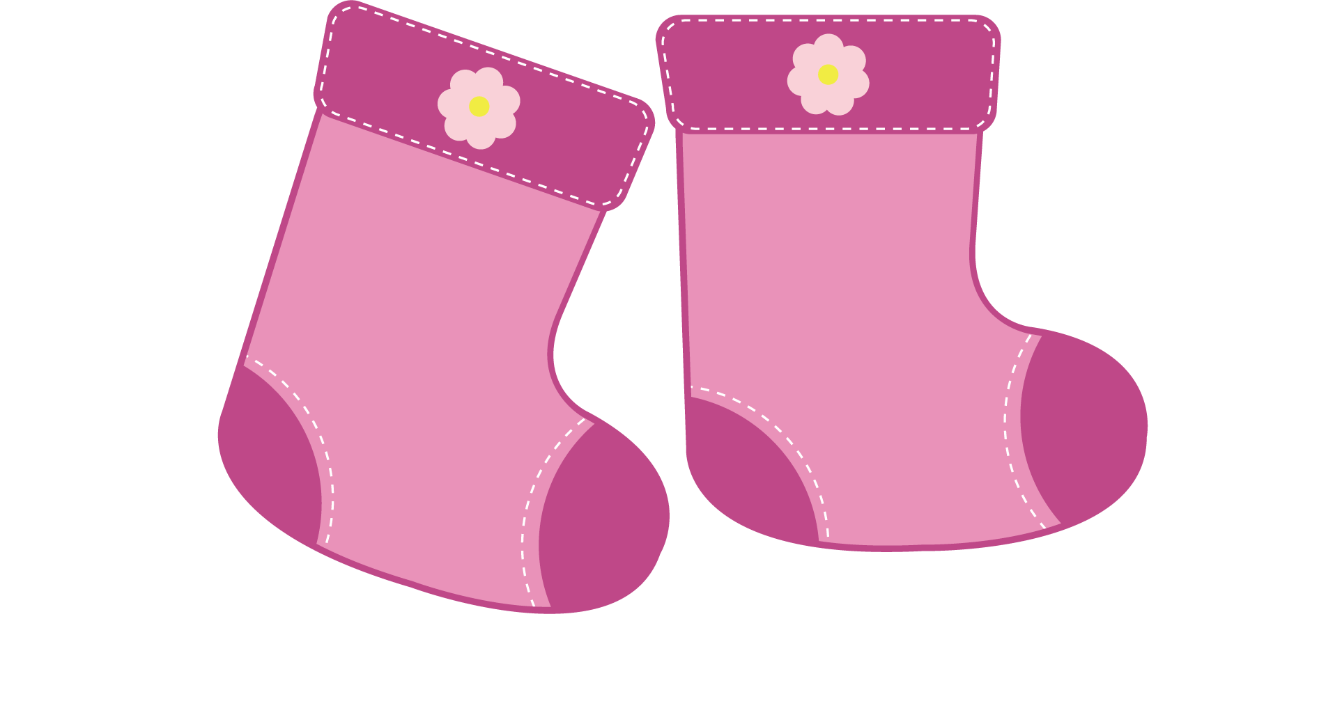 Clipart socks lady. Sock pink hosiery baby