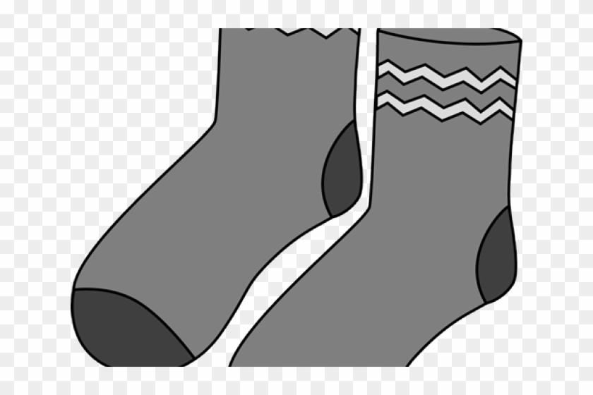 Sock clipart blue dress. Grey hd png download