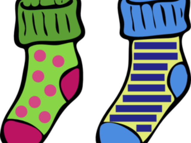 Sock patterned sock