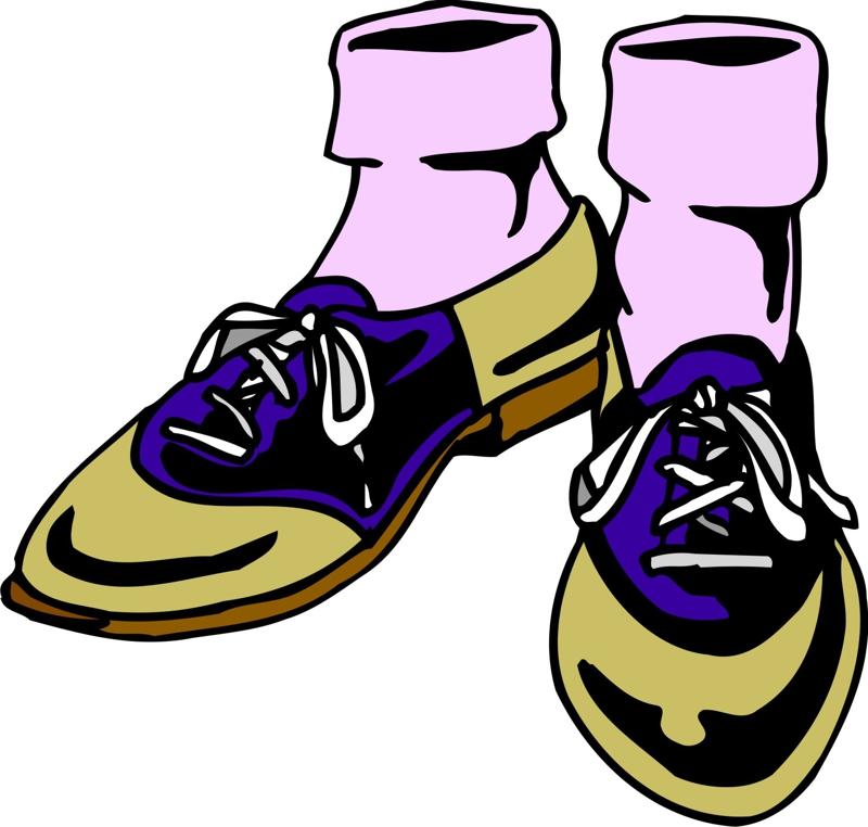 Socks x free clip. Sock clipart shoe