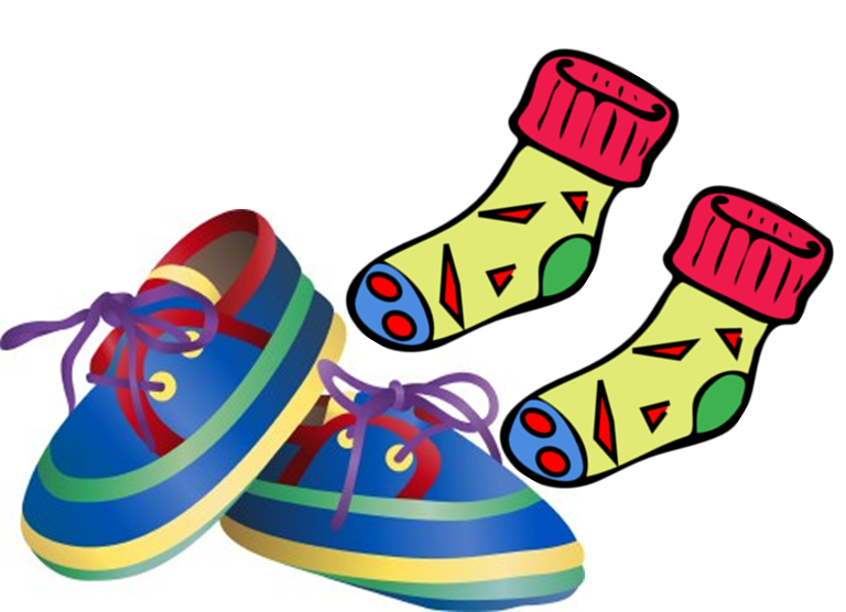 Shoes and socks png. Sock clipart shoe