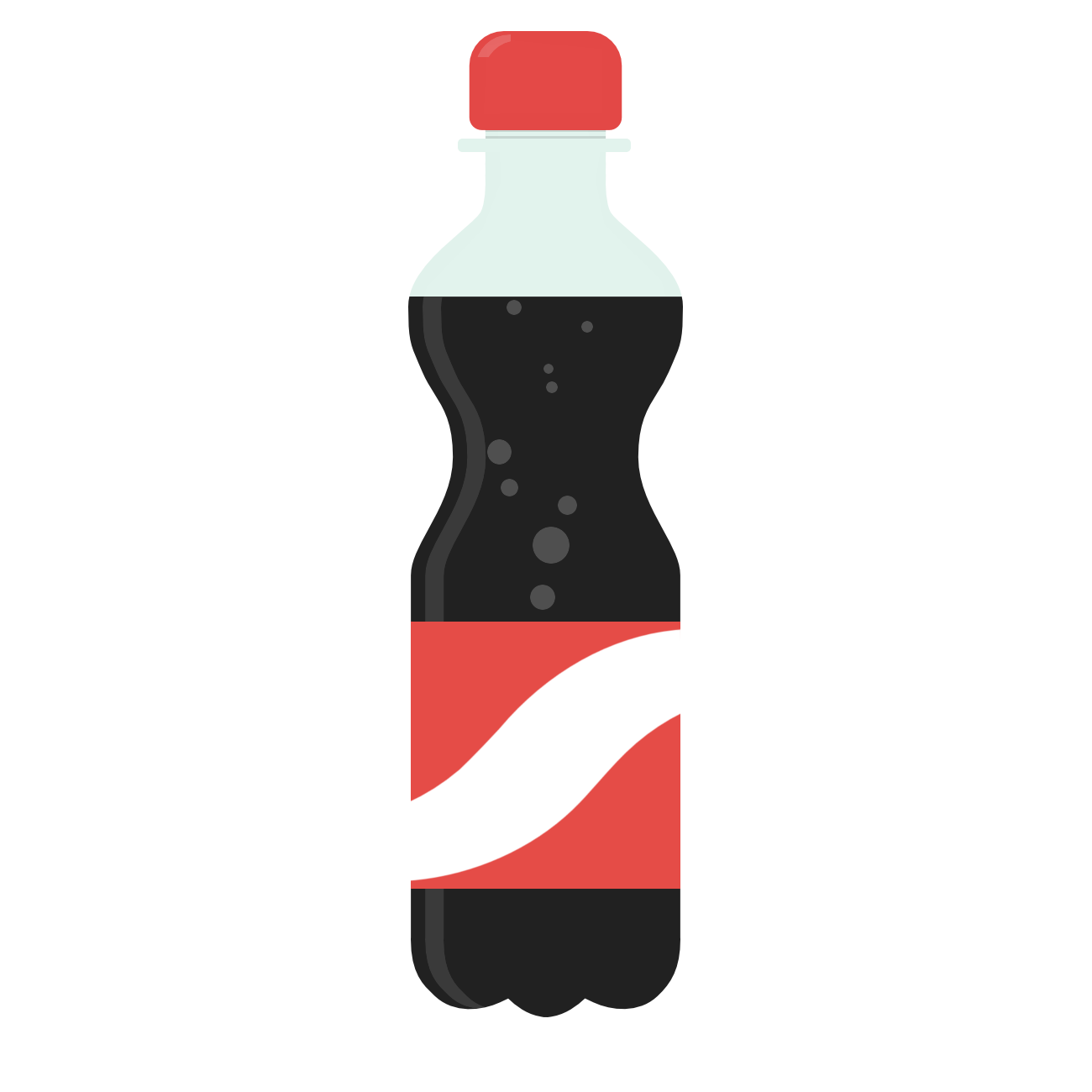 Icons opengameart org bottlecolapng. Soda bottle png