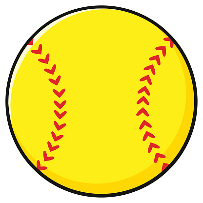 Clip art images onclipart. Softball clipart