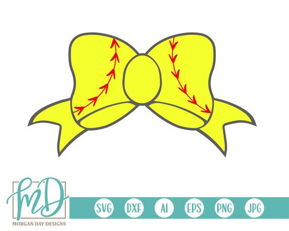 Svg sister mom sports. Softball clipart bow