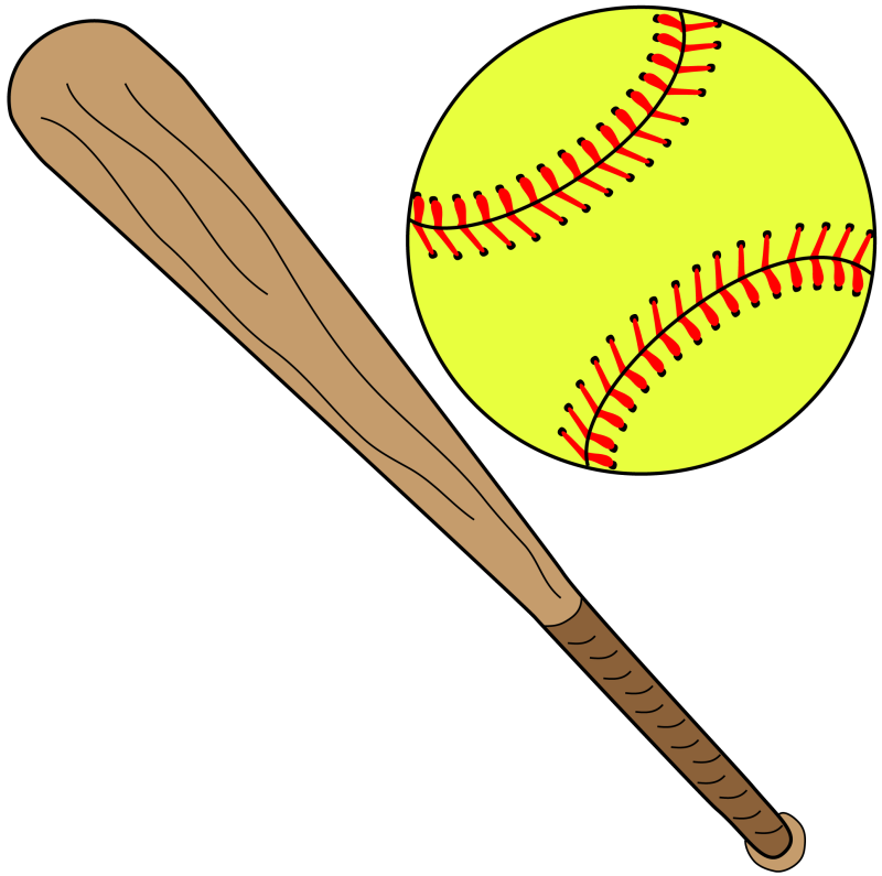 Softball clipart clear background. Transparent ourclipart pin