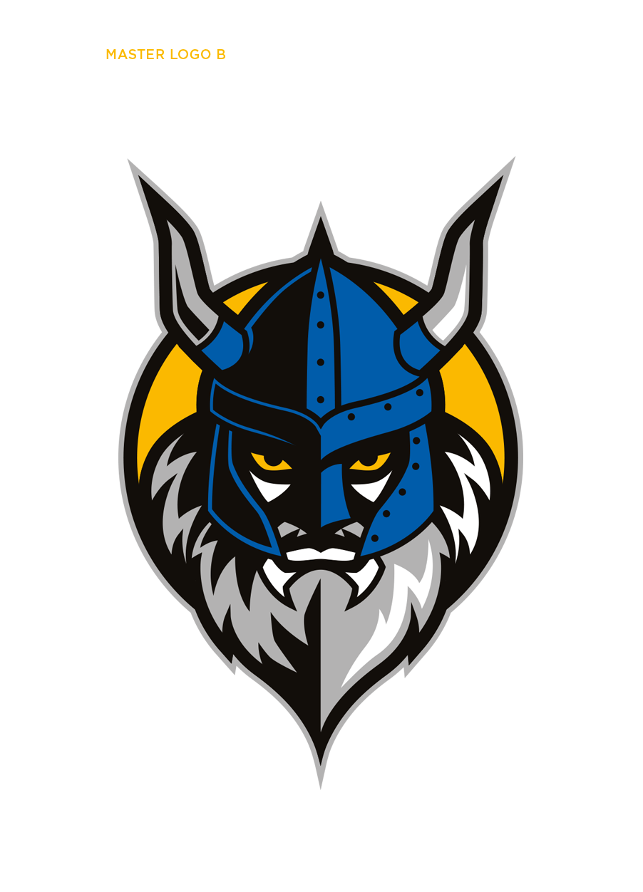 Vikings basketball on behance. Warrior clipart secondary