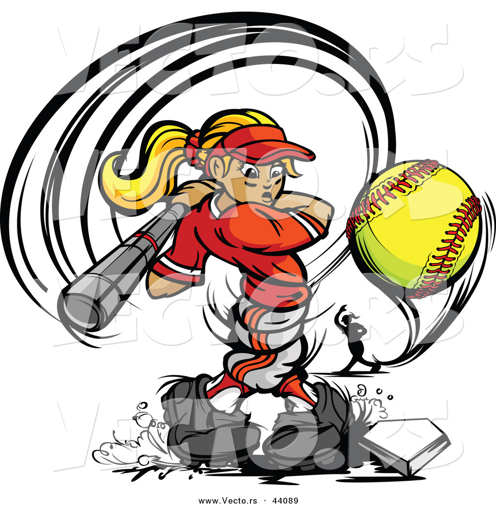 Player free download best. Softball clipart man