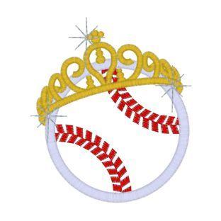 softball clipart princess