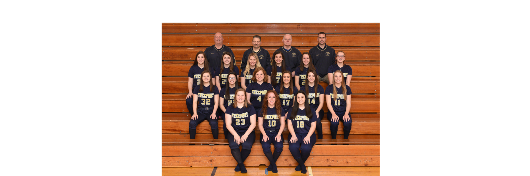 Home small freeport area. Softball clipart volleyball