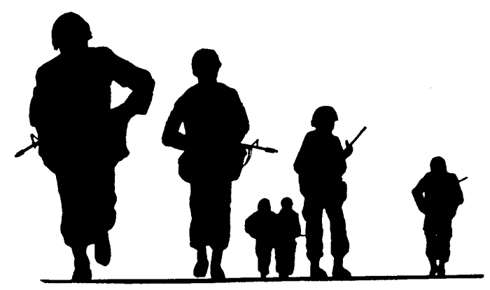 Free images graphics . Soldiers clipart