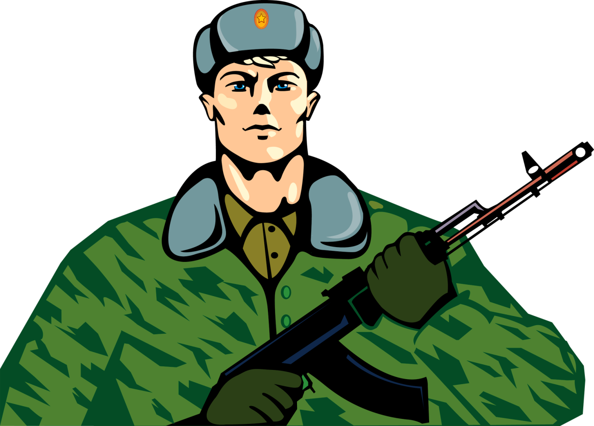 Soldier soviet union russia. Soldiers clipart army officer