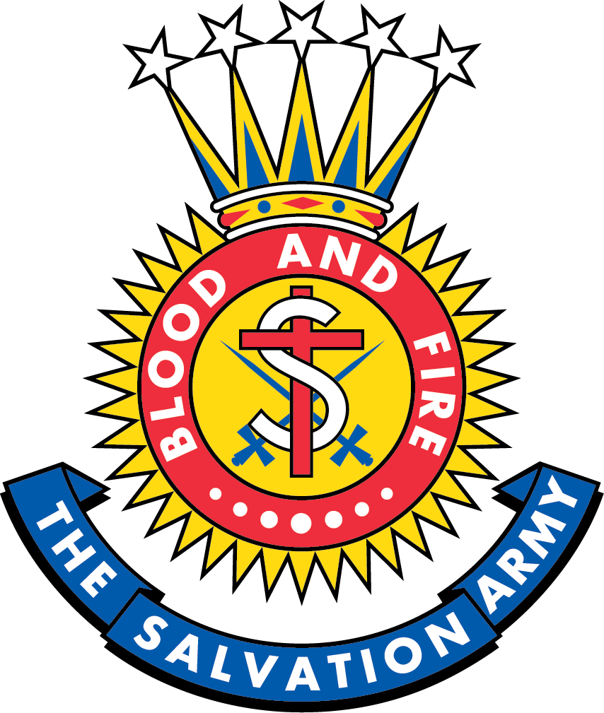 Salvation army church logos. Soldiers clipart badge