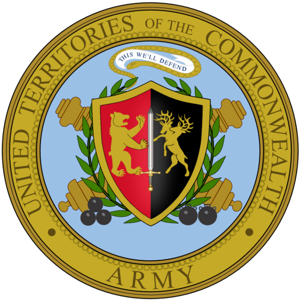 Fallout seal of the. Soldiers clipart badge