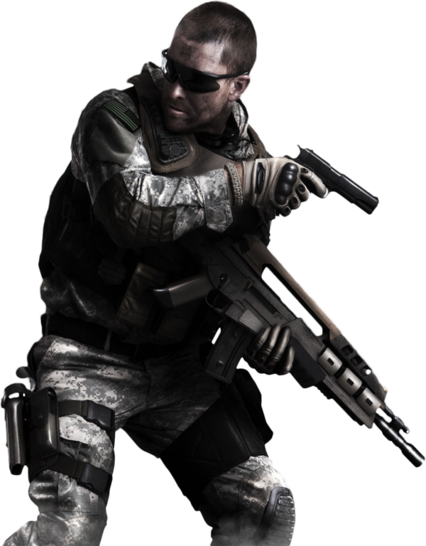 Zombie clipart call duty. Soldier frames illustrations hd
