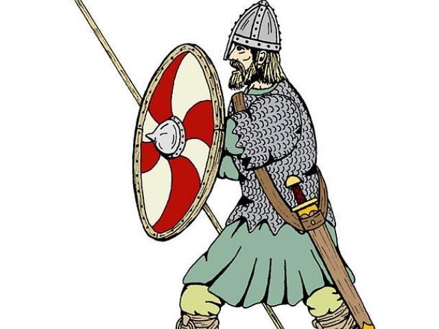 Soldiers clipart saxon. Free download clip art