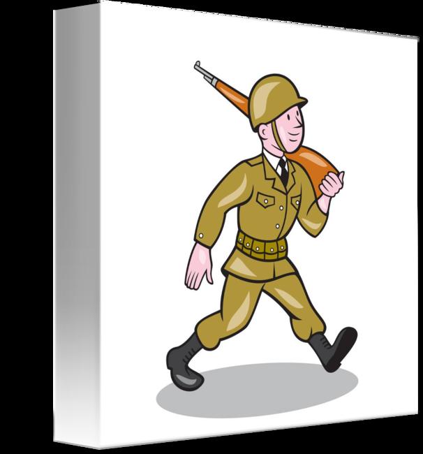 World war two soldier. Soldiers clipart serviceman