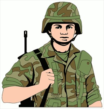 Free soldier cliparts download. Soldiers clipart solider