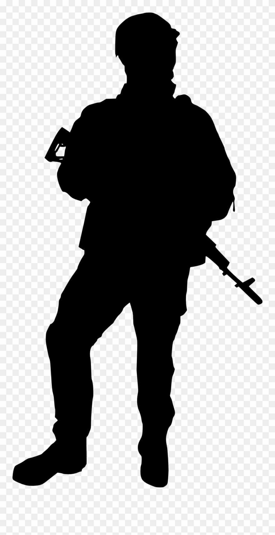 Clip art at getdrawings. Soldiers clipart transparent background