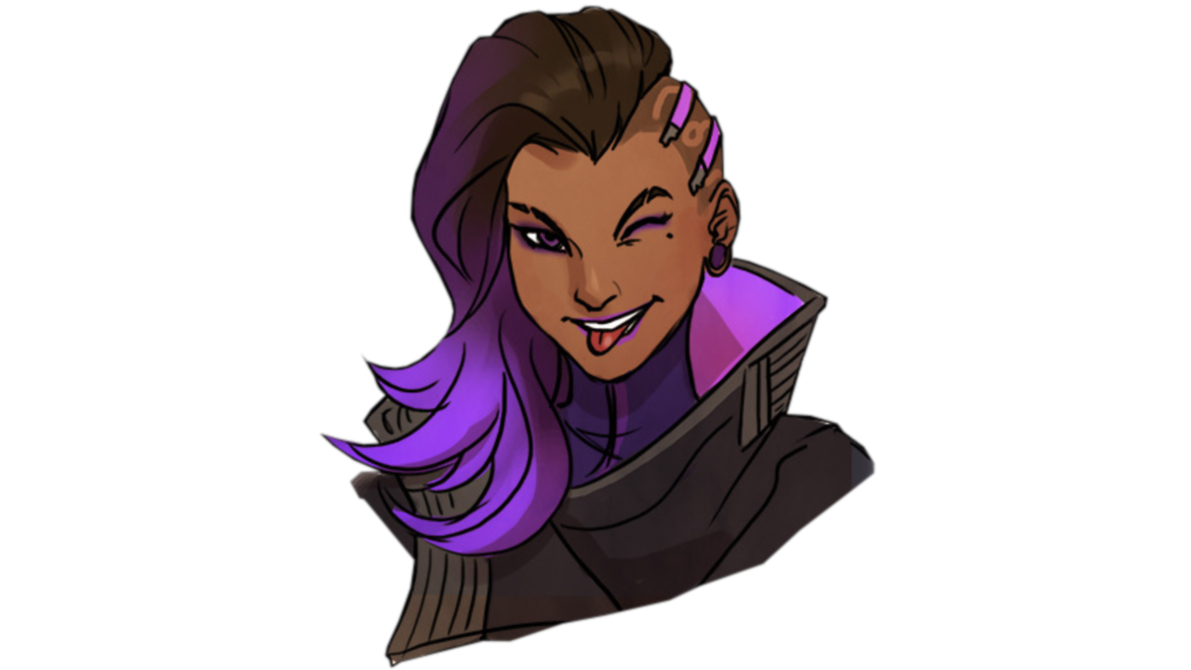 Sombra overwatch png. Overwatchsombra freetoedit report abuse
