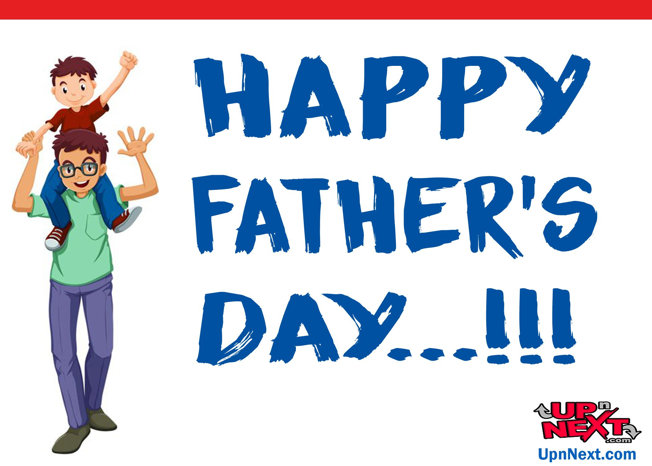 Son clipart happy father. S day cards with