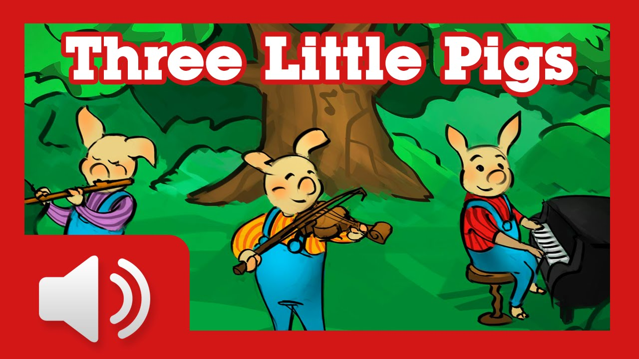Son clipart three little. The pigs children story