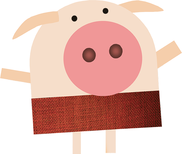 Son clipart three little.  pigs stuff and