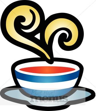 . Soup clipart