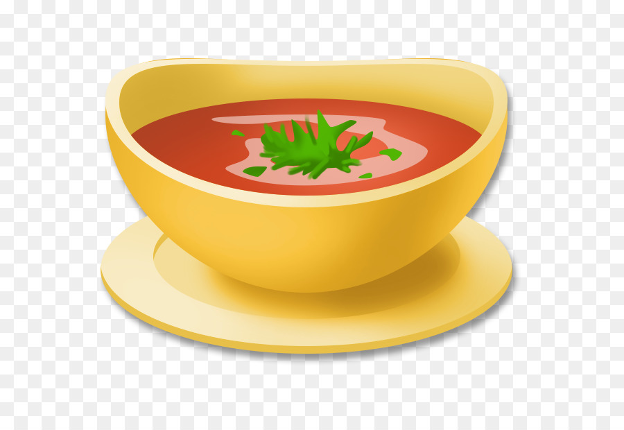 Soup clipart. Tomato chicken pizza clip