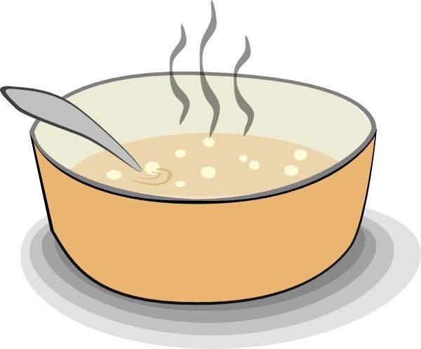 Soup clipart. Clip art free vector