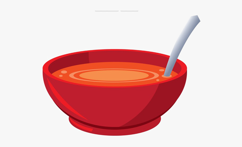 Of png clip art. Soup clipart full bowl