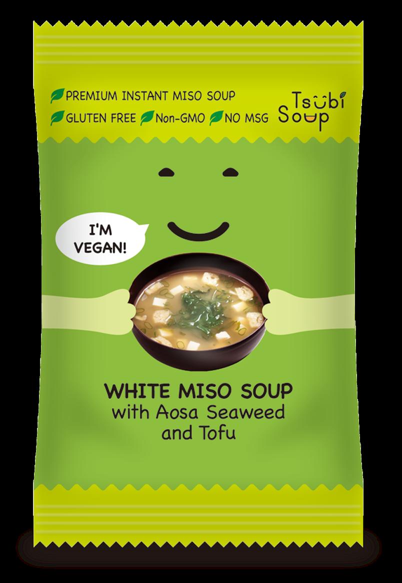 box set white. Soup clipart miso soup