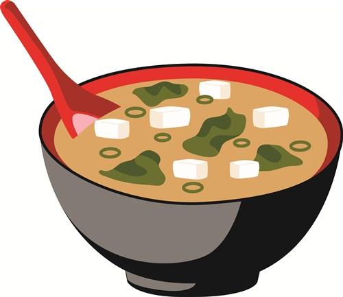 Soup clipart miso soup. Clip art library clipartpost