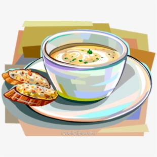 And clip art free. Soup clipart soup bread