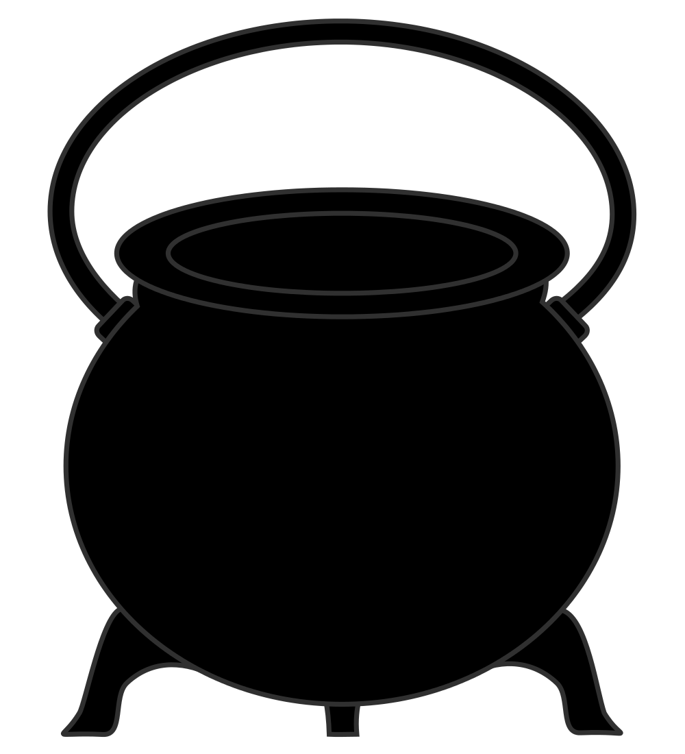 File meuble h raldique. Soup clipart soup cauldron