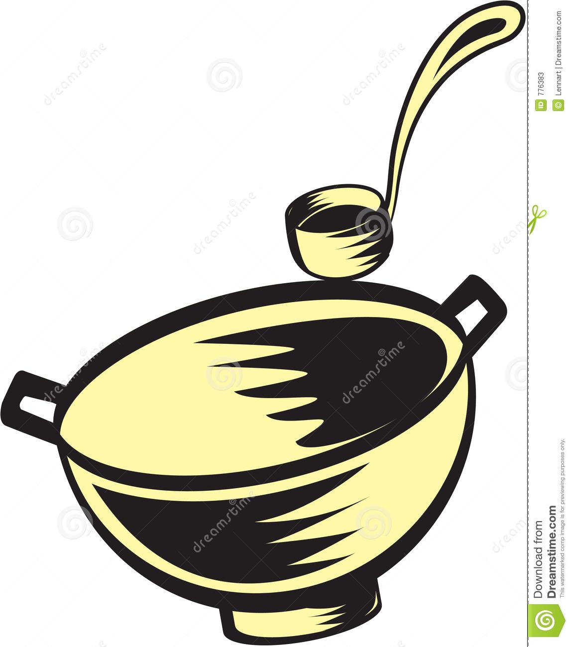 X free clip art. Soup clipart soup cracker