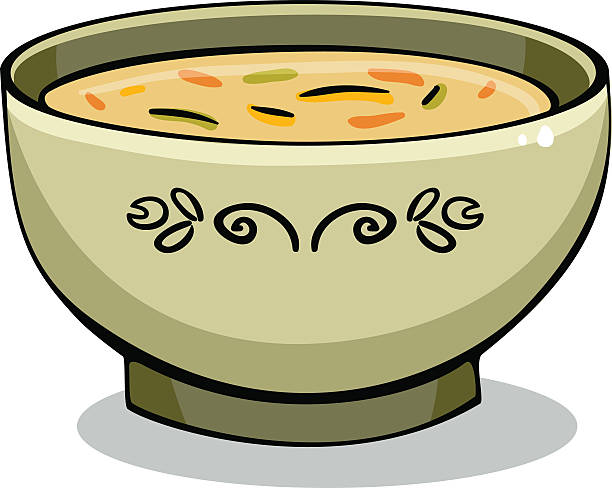 Soup clipart vector. Bowl free download best