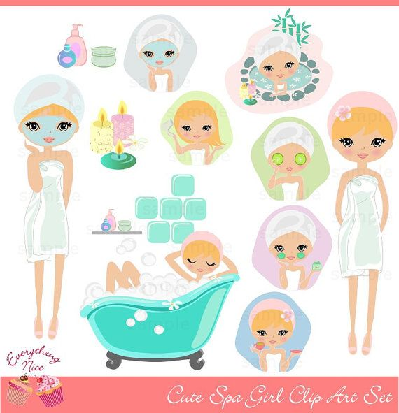 best images on. Spa clipart