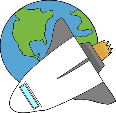 Clip art images shuttle. Astronomy clipart space flight