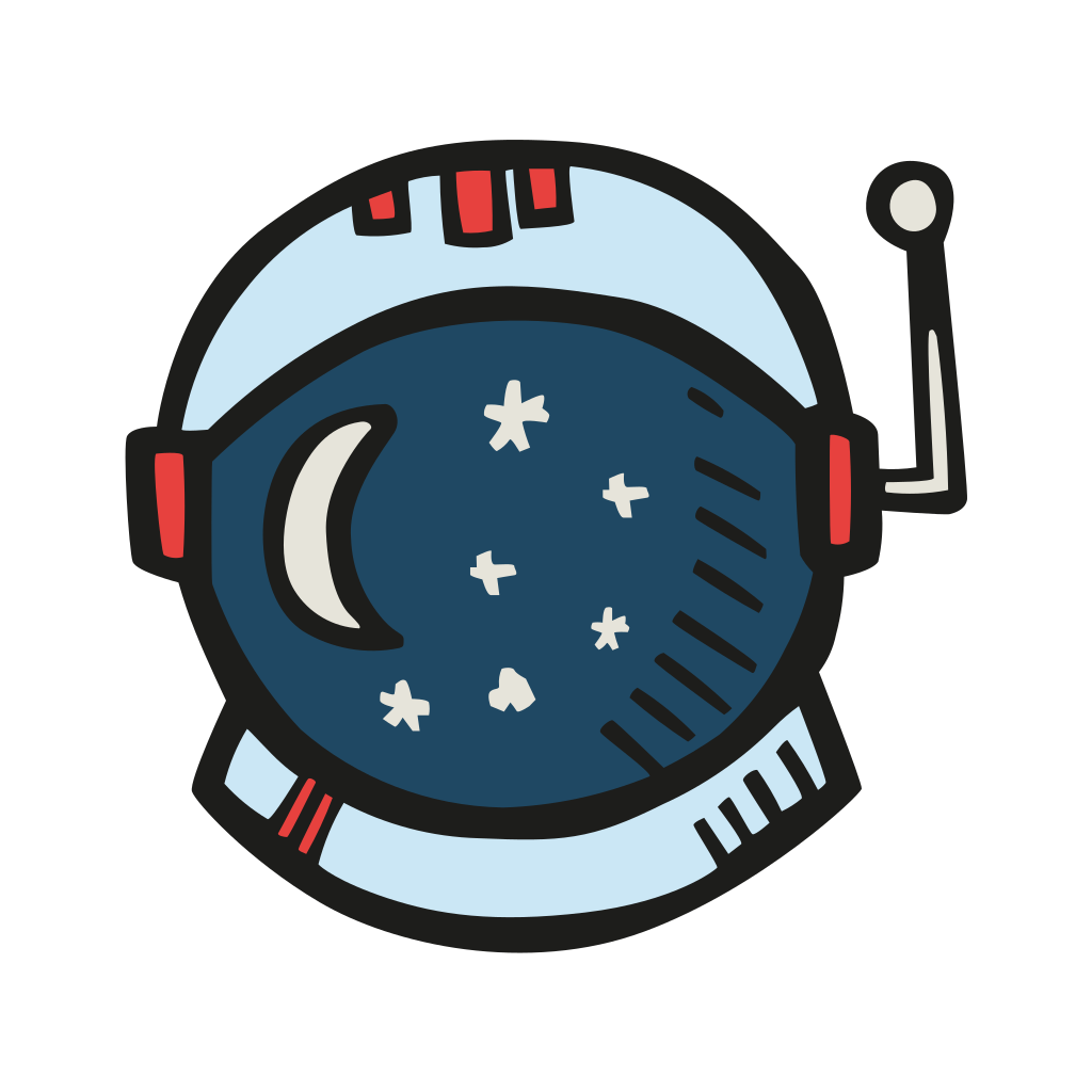 Space helmet png. Astronaut icon free iconset