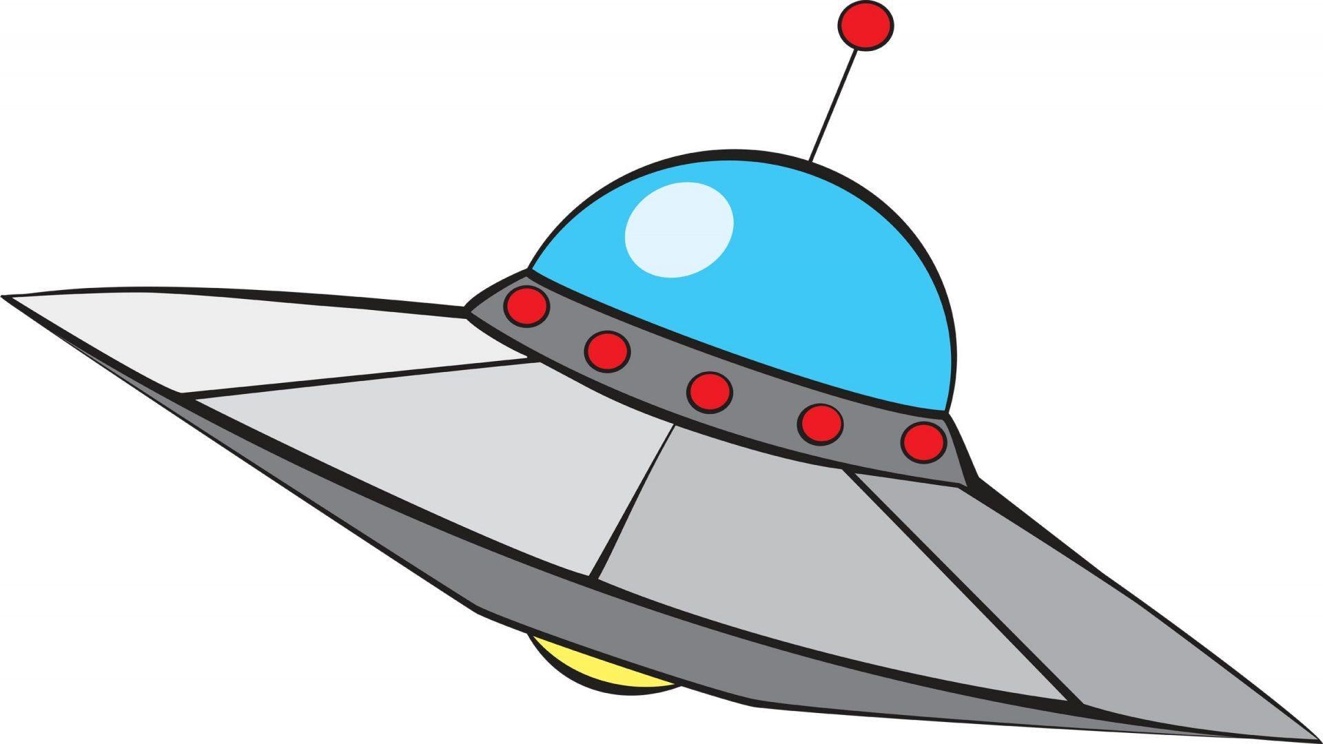 Spaceship clipart. Alien at getdrawings com