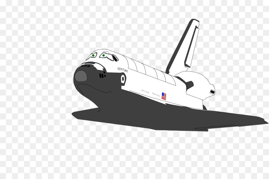 Space shuttle program nasa. Spaceship clipart aerospace engineering
