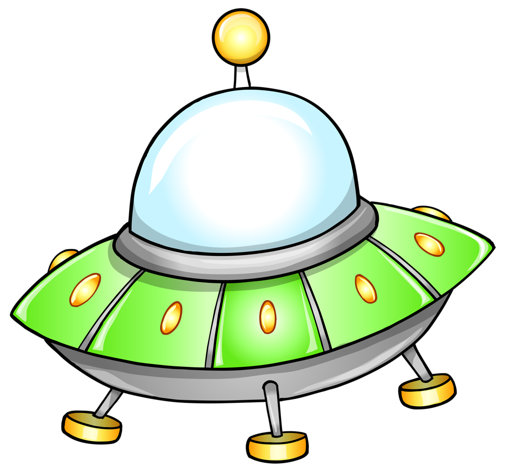 Ufo clipart high resolution.  png space theme