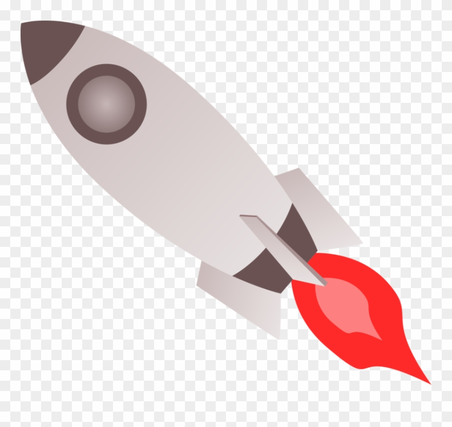 Rocket launch outer space. Spaceship clipart apollo